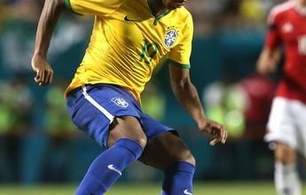 SporTV transmite Grêmio x Coritiba e amistoso da Seleção neste domingo