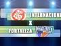 Copa do Brasil: Internacional x Fortaleza terá transmissão nesta quarta (31)