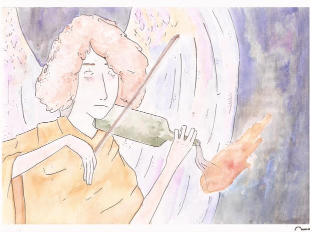quadrinhos de maranhenses (Foto: Reprodução)