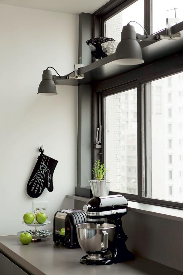 cozinha; SAO Arquitetura (Foto: Edu Castello/Editora Globo)