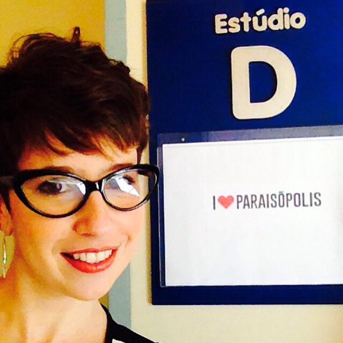 Maureen Miranda I Love Paraisópolis (Foto: Arquivo pessoal)