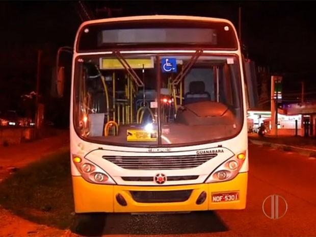 Assaltos aconteceram nas Zonas Norte e Sul de Natal (Foto: Reprodução/Inter TV Cabugi)