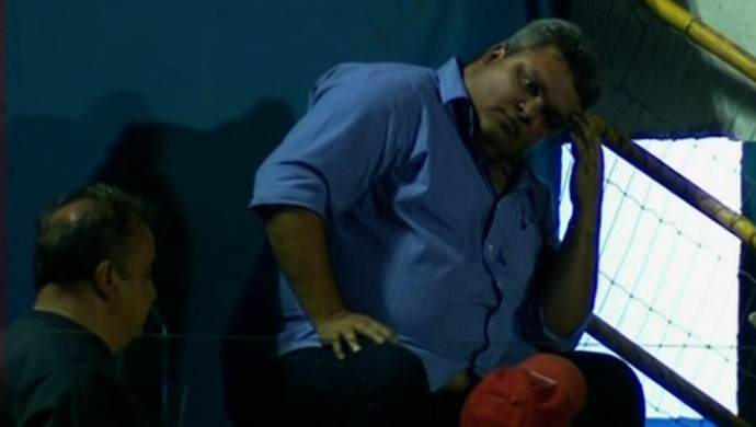 Adson Batista, diretor de futebol do Atlético-GO (Foto: Reprodução/PremiereFC)