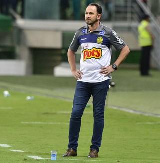 Moisés Egert Mirassol Palmeiras (Foto: Marcos Ribolli)