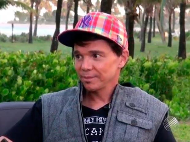 Entrevista com Netinho (Foto: Reprodução/TV Bahia)