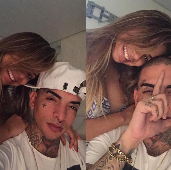 MC Guime e Lexa posam juntinhos (Foto: Reprodução / Instagram)