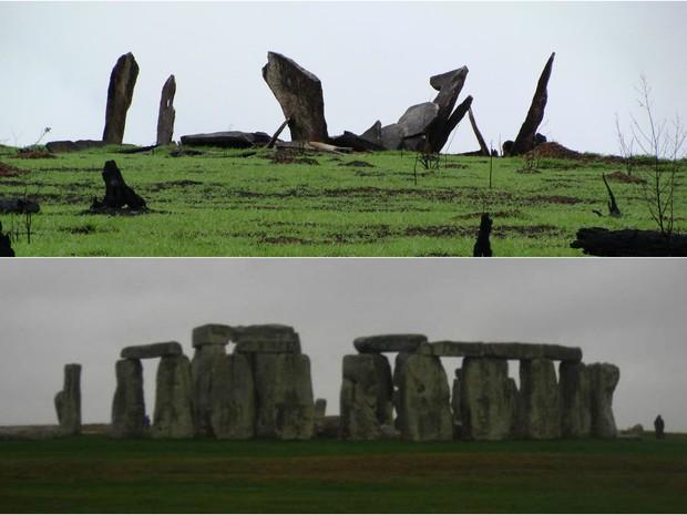 Resultado de imagem para Stonehenge da Amazônia