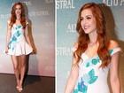 Looks da noite! Sophia Abrahão comenta modelitos das famosas em festa badalada