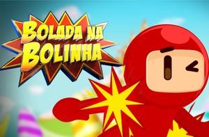 Que incrível! Jogue com o Bolada na Bolinha também no site (Domingão do Faustão - TV Globo)