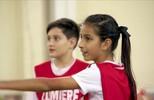 Geração Z: Conheça Ana Julia, de 12 anos, craque na escolinha do Barcelona