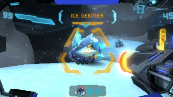 Metroid Prime Federation Force tem controles que lembra a saga de Samus Aran (Foto: Divulgação / Nintendo)