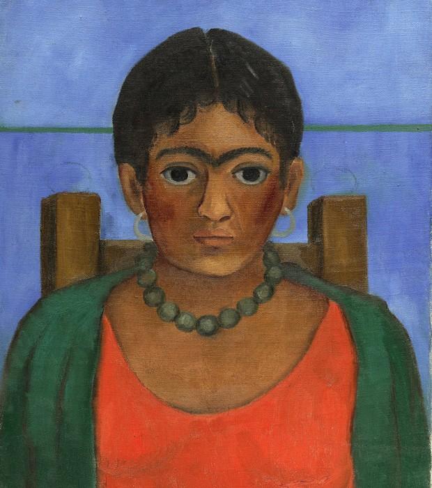 7c757b15856a6 G1 - Obra de Frida Kahlo nunca exposta vai a leilão por até US  2 ...