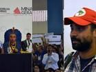 Grupos aproveitam visita para cobrar demandas a governador no Sul de MG