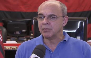 """Presidente diz que saída de Oswaldo """"não representa avaliação negativa"""""""
