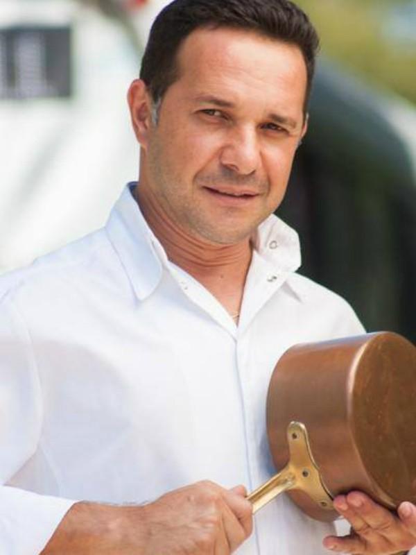 Chef Barão (Foto: Divulgação / Barão Gastronomia)