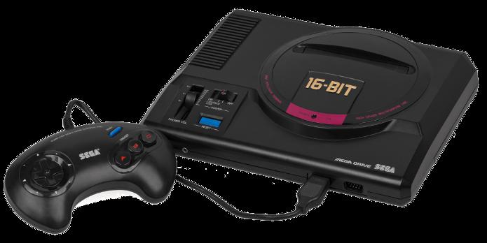 Sega Mega Drive (Foto: Divulgação)