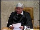 No STF, Janot diz que há tentativa de manchar investigações da Lava Jato