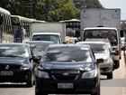 Donos de carros com placas de final zero têm desconto no IPVA até quarta