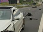 Policial federal que matou vigilante em acidente tem CNH vencida, diz polícia