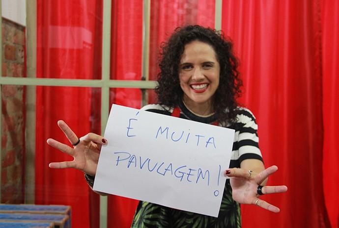 Márcia Novo (Foto: Katiúscia Monteiro/ Rede Amazônica)