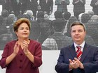 'Ninguém pode ir no salto alto', diz Dilma sobre eleição de 2014