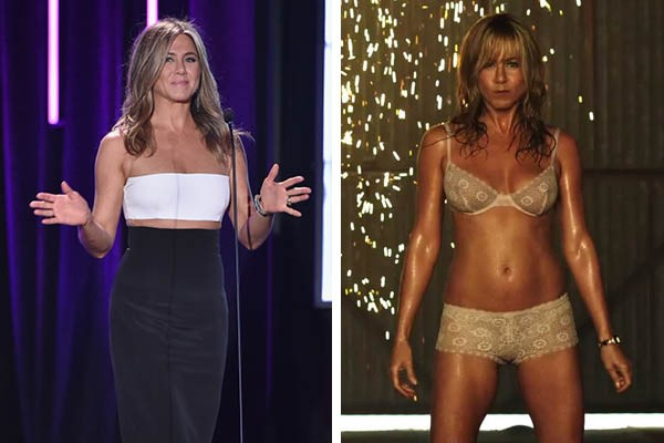 Jennifer Aniston (Foto: Getty Images//Reprodução)