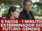 'Exterminador do Futuro': veja 10 datas para não se perder no filme