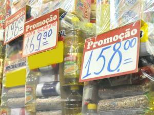 Produtos da cesta básica puxaram inflação de maio em Campo Grande MS (Foto: Fernando da Mata/G1 MS)