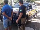 Homem procura polícia para registro de ocorrência e acaba preso