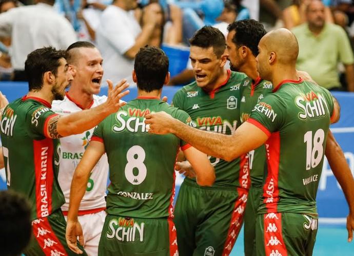 Campinas x São José vôlei Superliga masculina (Foto: Gabriel Inamine / Vôlei Brasil Kirin)