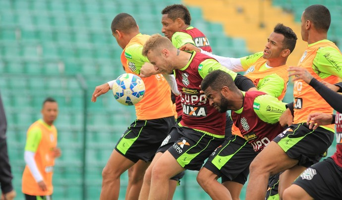 Figueirense treino (Foto: Luiz Henrique/FFC)
