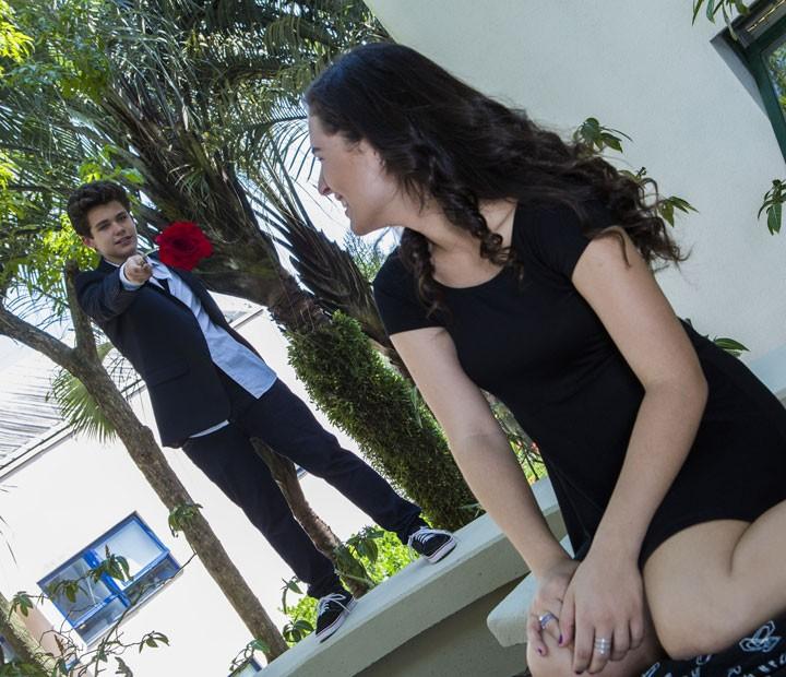 Gabriel em: Eu escolho você! (Foto: Inácio Moraes/Gshow)