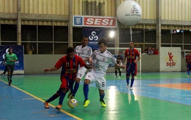 Copa TV Amazonas Alvorada e Osasco (Foto: Frank Cunha)