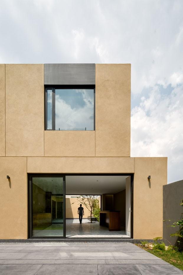 Uma casa para viver em liberdade na Cidade do México (Foto: Rafael Gamo/Divulgação)