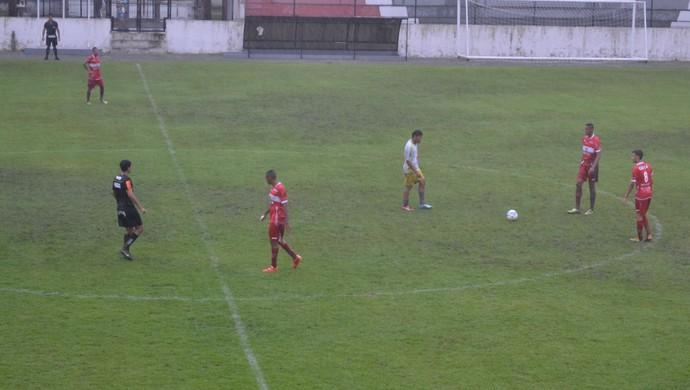 CRB X Desportivo Aliança, pelo sub-20 (Foto: Jota Rufino/GloboEsporte.com)