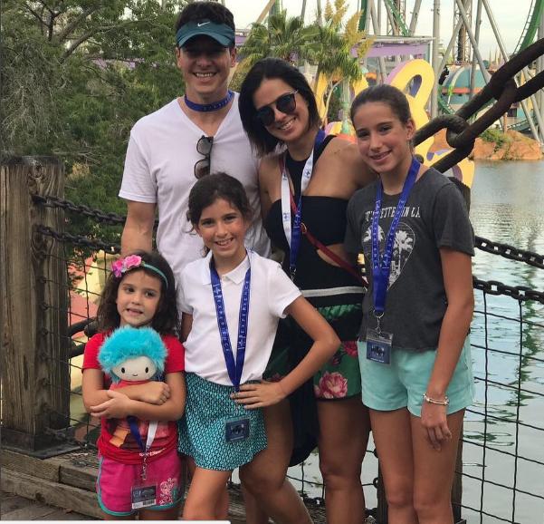 Família Faro (Foto: Reprodução/Instagram)