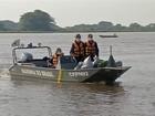 Corpo de piloto que caiu no rio Paraguai em MS é encontrado