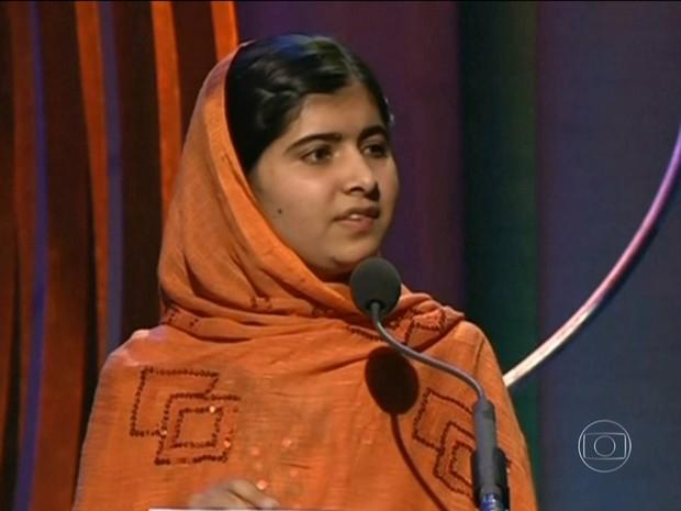 Malala (Foto: Rede Globo)