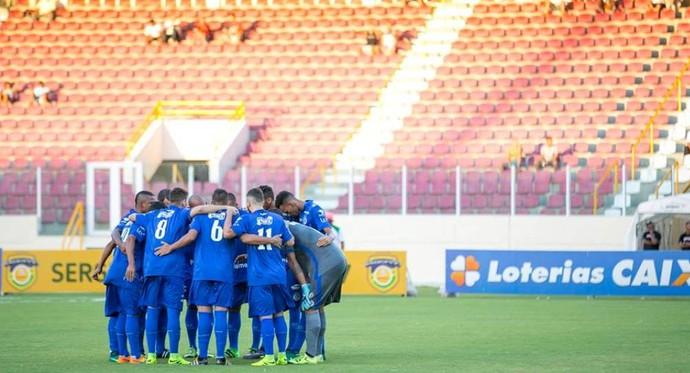 Confiança terá time reserva contra o Frei Paulistano (Foto: Ricardo Espinheira)