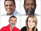 Boa Vista tem quatro candidatos na disputa pela prefeitura