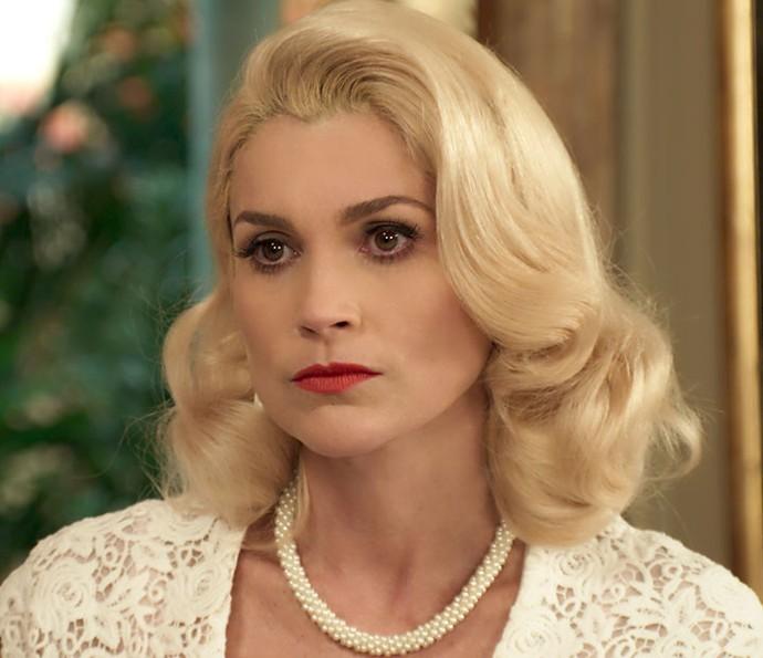 Sandra suborna psiquiatra (Foto: TV Globo)