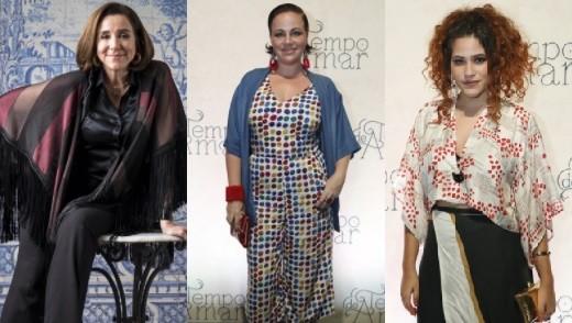 Marisa Orth, Karine Teles e Yasmin Gomlevsky também terão papéis de destaque na trama (Foto: TV Globo/ César Alves)