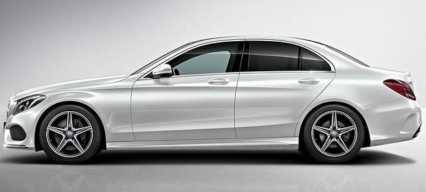 Mercedes-Bens Classe C AMG 2014 (Foto: Mercedes-Benz)