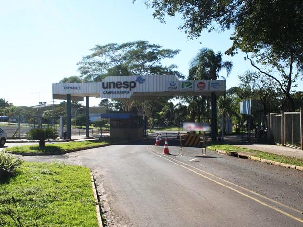 Unesp - Câmpus Bauru (Foto: João Moretti - AI Unesp Bauru)