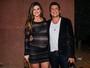 Mirella Santos vai com o marido ao show de Anitta