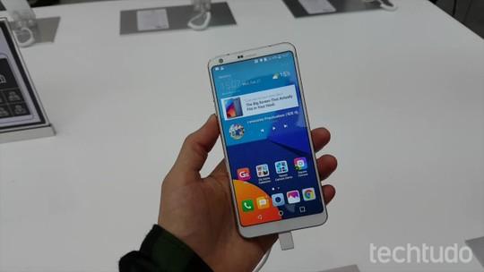LG G6 ou iPhone 7: compare as especificações dos top de linha