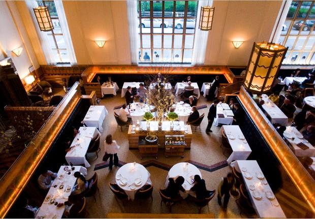 Restaurante Eleven Madison Park, em Nova York, é eleito o melhor do mundo (Foto: Divulgação)