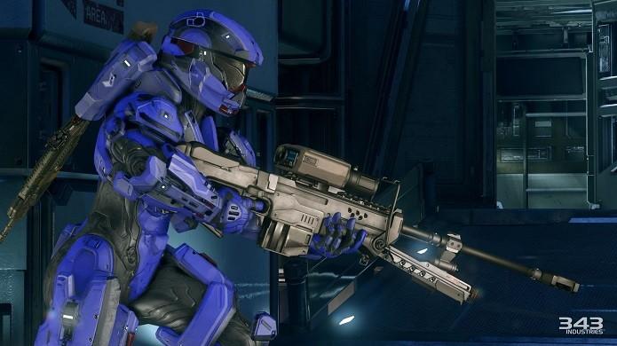Halo 5:Guardians é um exclusivo do Xbox One e chega em 2015 (Foto: Divulgação)