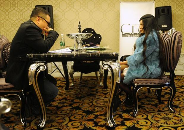 Clube de encontros busaca namoradas para multimilionários chineses solteiros. (Foto: AFP)