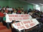 Protesto de índios denuncia falta de assistência médica no Estado